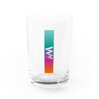 SHOP_of_TKのWAV Water Glass前面