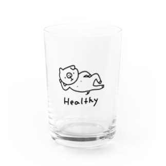 Healthy Water Glass
