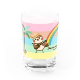 だいきち(サマホリ)グラス Water Glass