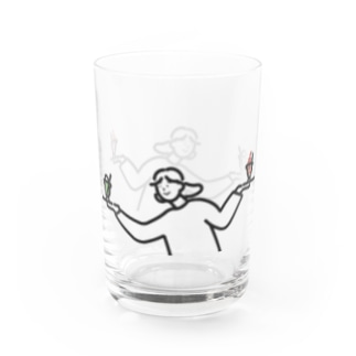 parfait Water Glass