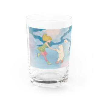 ca*n*ow2020『フィギュアスケート』 Water Glass