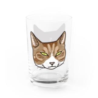 にゃにか? Water Glass