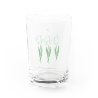 eom_ What's your favorite color? Water Glass