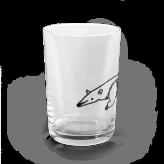 透過するミナミコアリクイ グラス sample image