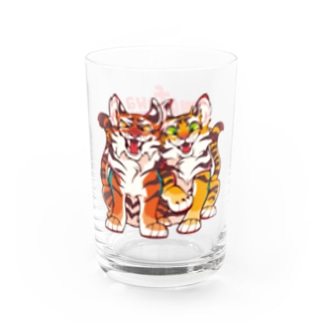 TIGER BROS(glass) Water Glass