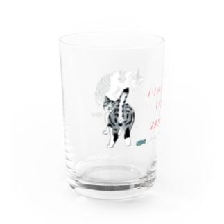 はるとゆき雑貨店 なつめと一緒 Water Glass