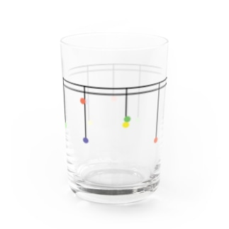 Musica(マルチ) Water Glass