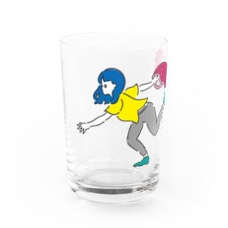 レギンス一丁 Water Glass