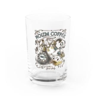 Nozim_Coffee_2nd Water Glass