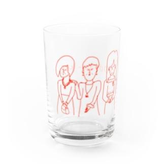 四十代の同窓会 Water Glass