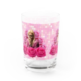花ZAZY花ZAZY花ZAZY花 Water Glass