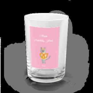HappyUnbirthdayParty:パン屋さん Water Glass