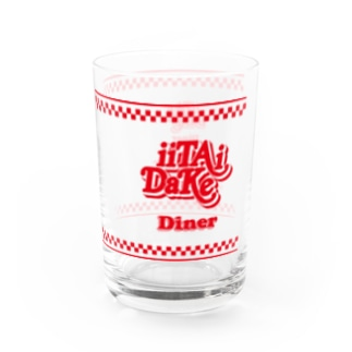 iiTAIDAKE DINER Water Glass