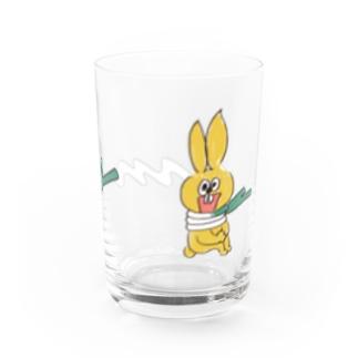 風邪のひきはじめ Water Glass
