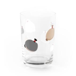 文鳥 Water Glass