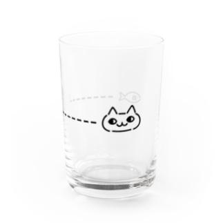 目線 Water Glass