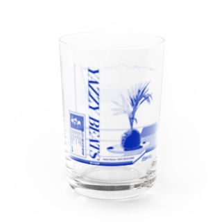 YAZZYBEATS コップ Water Glass