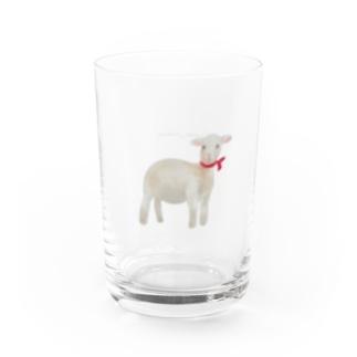 こひつじ Water Glass