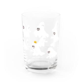 おがわこうへい オリジナルグラス/おばけちゃん Water Glass