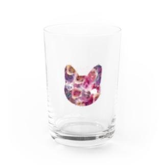 mo=ka×miette+a バラ Water Glass