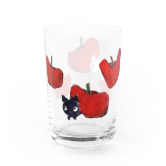 lots of love Water Glass