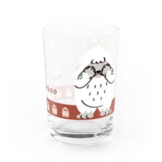 CT121 YETI is yeah*いないいないばぁ*bgC Water Glass