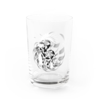 Silhouette Water Glass