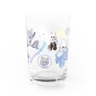 kmakici street Water Glass