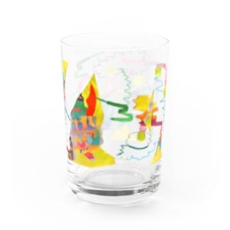MR. TEEPEE Water Glass