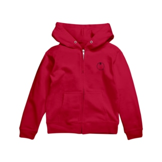 MOMOグッズ Zip Hoodies