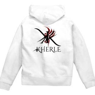 KHERLE Zip Hoodie