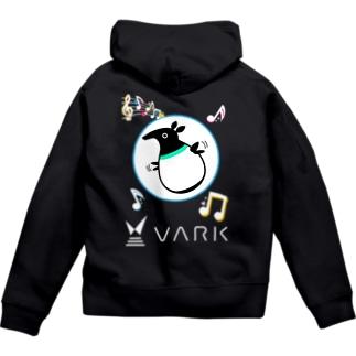 VARKくんパーカー Zip Hoodies