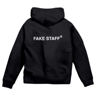 FAKESTAFFのFAKE STAFF®︎ Zip Hoodies