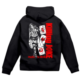 Killing JOKE Zip Hoodies