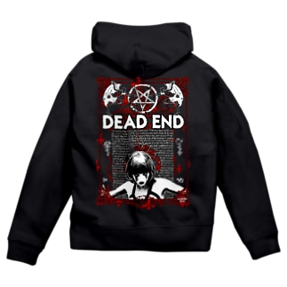 DEAD END Zip Hoodies