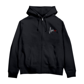 AGEHA Zip Hoodies