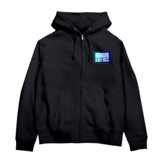 YC卍グッズ Zip Hoodies
