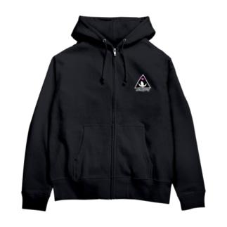 8DIMENSIONS Logo hoodie Zip Hoodies