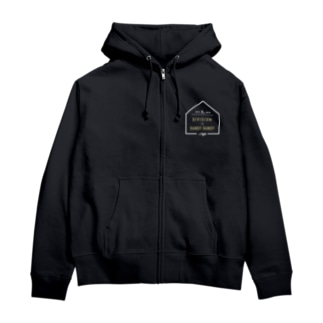 2019年冬服 Zip Hoodies