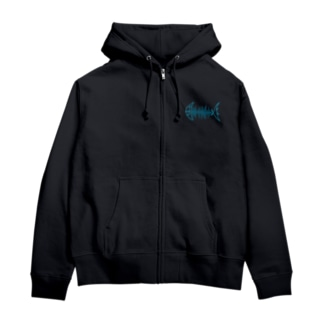 Don't waste your music life. Zip Hoodies