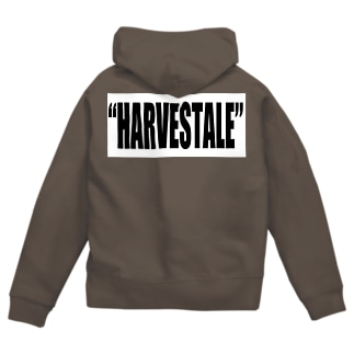 """HARVESTALE"" #1 Zip Hoodies"