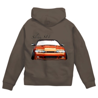 Silvia S14 前期 Zip Hoodies