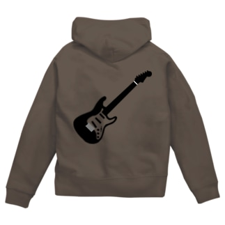 ギタァ - GUITAR Zip Hoodies