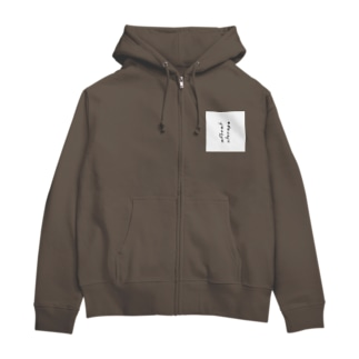 afloat storageのジップパーカー Zip Hoodies