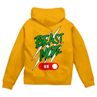 BEAST MODE ON 03 Zip Hoodies