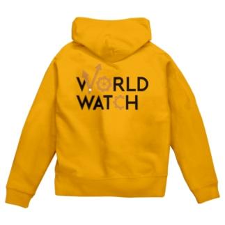 WORLD WATCH Zip Hoodies