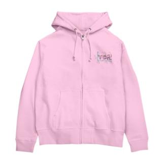 YC卍グッズby宮ちゃん Zip Hoodies
