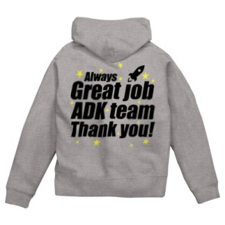 Great ADK team! Zip Hoodies