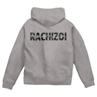 RACHIZOI Zip Hoodies