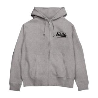 Shiki 2019  Zip Hoodies